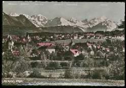 x13727; Kempten. Allgäu.