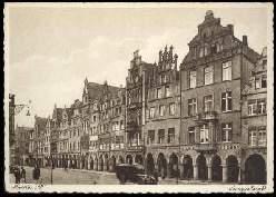 x13867; Münster. Prinzipalmarkt.