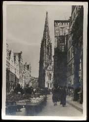 x13874; Münster. Prinzipalmarkt.