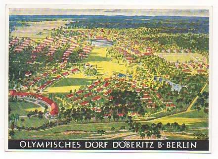 x13905; Olympisches Dorf Döberitz b. Berlin.