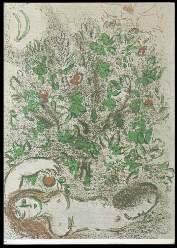 x14090; Marc Chagall. Paradies.