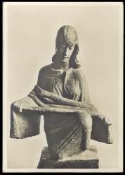 "x14092; GERHARD MARCKS, ""Seraphita 1932."