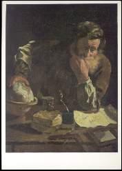 x14160; Domenico Fetti. Archimedes.