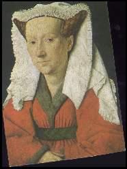 x14431; Jan VAN EYCK +1441). Margareta Van Eyck 1439).