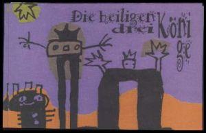 x14469; Die heiligen drei Könige.