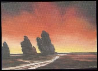 x14517; H. Rhode. Morgenstimmung.