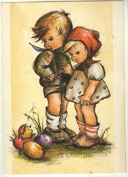x14825; Ein frohes Osterfest.