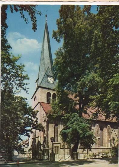 x14936; Northeim. St. Sixti Kirche.