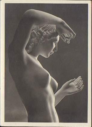 x15298; Arno Breker. Flora. (Ausschnitt)