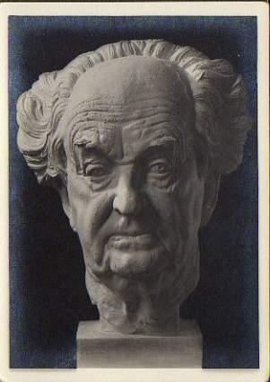 x15303; Arno Breker. Gerhart Hauptmann