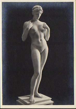 x15304; Arno Breker. Demut