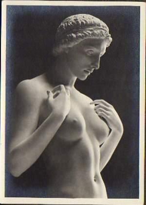 x15306; Arno Breker. Demut. (Ausschnitt)