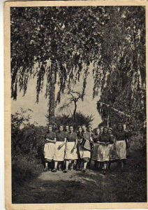 x15421; Hans Retzlaff. Reichsarbeitsdienst für die weibliche Jugend.