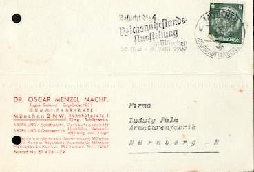 x16124; Besucht die 4 Reichsnährstands Ausstellung in München 30.Mai 6 1937 Juni München 1937..