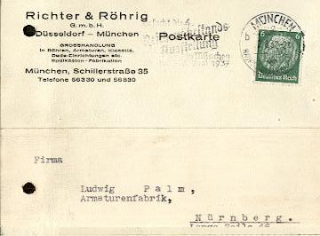 x16126; Besucht die 4 Reichsnährstands Ausstellung in München 30.Mai 6 1937 Juni München 1937.