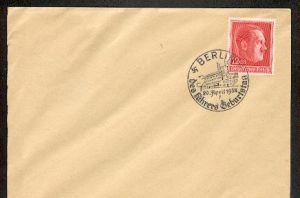 x16179; NS Zeit: Des Führers Geburtstag. Berlin 20 April 1938, Mi664