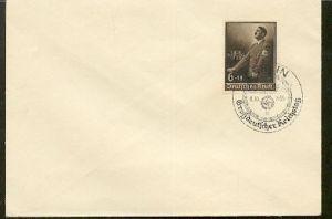x16195; NS Zeit: Grossdeutsche Reichstag 6.10.39. Berlin