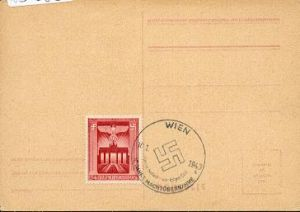 x16282; NS Zeit:Führer befiehl – wir folgen dir!. 10 Jahre Machtübernahme. Wien, 30.1.1943