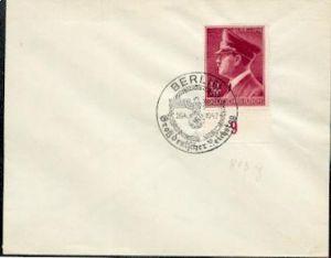x16284; NS Zeit: Grossdutscher Reichstag. Berlin 26.4.1942. Mi813