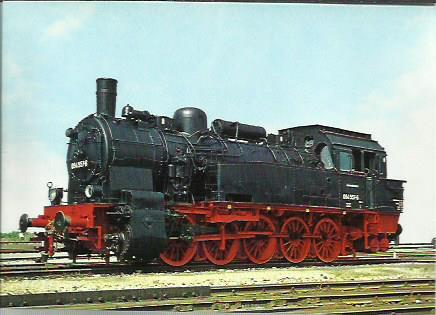 x16310. Baureihe 94. Güterzug -Tenderlok T 16.