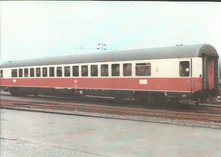 x16388. Reisezugwagen 1. Klasse.