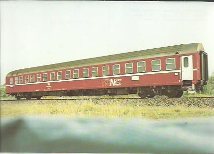 x16389. Schlafwagen.