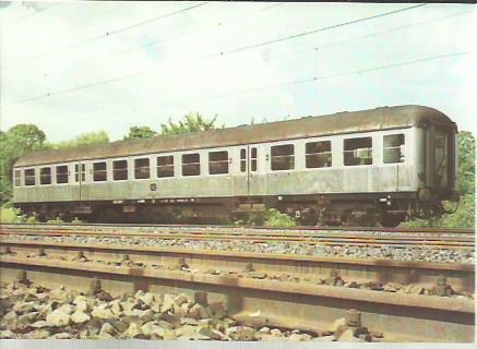 x16390. Nahverkehrssteuerwagen 2. Klasse.