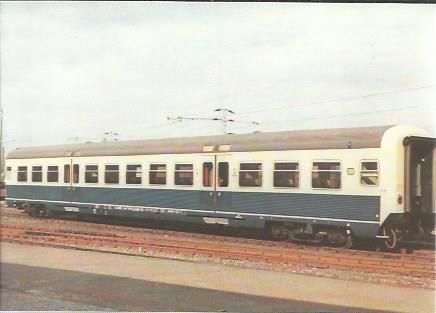 x16394. Nahverkehrswagen 2. Klasse.