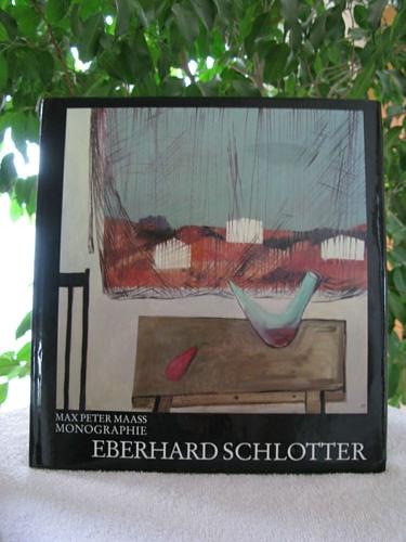 Eberhard Schlotter, Max P.Maass, Monographie  Band 1 Der Weg zum Selbst