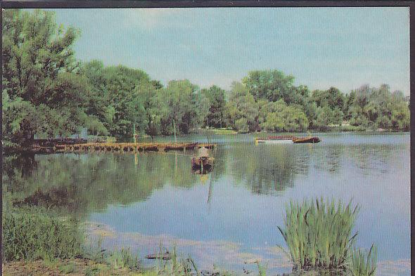 AK Berlin Weisser See in Weissensee 1964