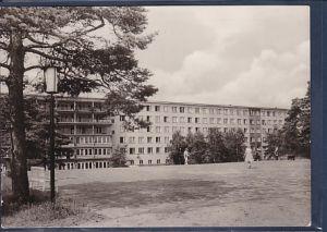 AK Prora bei Binz Erholungsheim der NVA II.Trakt 1961