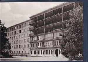 AK Prora bei Binz Erholungsheim der NVA I.Trakt 1961