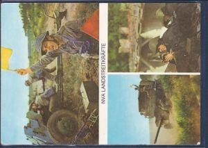 AK NVA Landstreitkräfte 3.Ansichten 1972