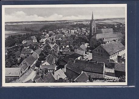 AK Luftkurort Zehden a.O. 1935