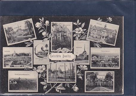 AK Heilstätte Beelitz 10.Ansichten 1912