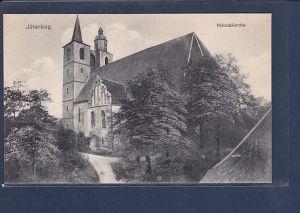 AK Jüterbog Nikolaikirche 1920