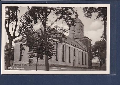 AK Zehdenick, Kirche 1954