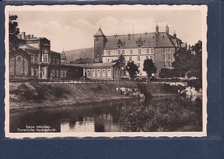 AK Hann. Münden Forstliche Hochschule 1930