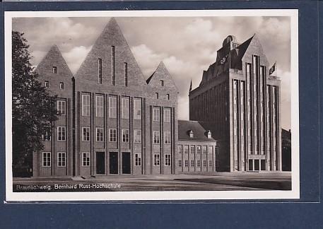 AK Braunschweig Bernhard Rust Hochschule 1941