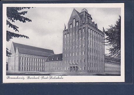 AK Braunschweig Bernhard Rust Hochschule 1944