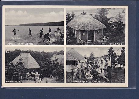 AK Neu Afrika bei Ahrensdorf 4.Ansichten 1940