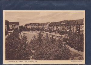 AK Gartenstadt Wilmersdorf Friedenau Rüdesheimer Platz 1920