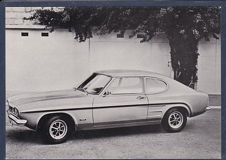 AK Der Ford Capri  1970