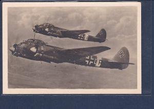 AK Junkers-Ju 88 Horizontal und Sturzbomber der Deutschen Luftwaffe 1940