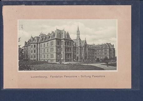 AK Luxembourg Fondation Pescatore - Stiftung Pescatore 1913 0