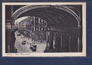 AK Genova - Ponte Monumentale 1930