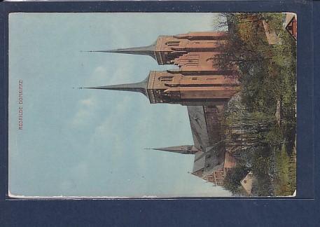 AK Roskilde Domkirke 1930
