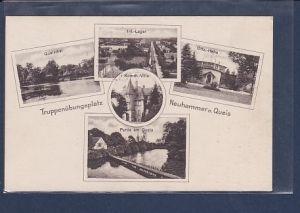 AK Truppenübungsplatz Neuhammer a. Queis 5.Ansichten 1933