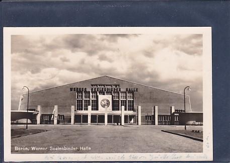 AK Berlin Werner Seelenbinder Halle 1956