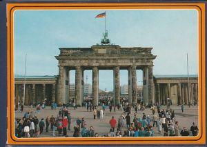 AK 1000 Berlin Brandenburger Tor 1989
